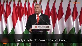 "Viktor Orban: ""As We Beat the Soviet Empire, We"