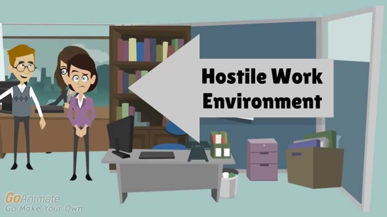 Hostile environment sexual harassment cases
