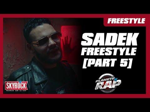 Youtube: Sadek – Freestyle«N**** le casino » [Part. 5] #PlanèteRap
