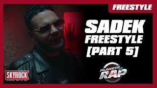 Freestyle [Part. 5] Sadek dans #Plane?teRap !