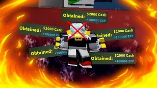 [Roblox] Boku No Roblox: Remastered | HOW TO ONE SHOT TOMURA/BEST WAY TO LEVEL UP!