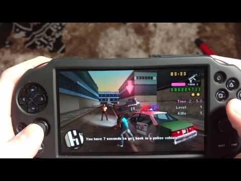 Grand Theft Auto Vice City Stories Mission gameplay PSVita!!!!