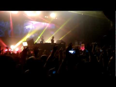 Above and Beyond - Sun and Moon Perth 01/02/2013