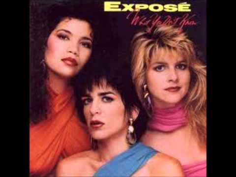 Exposé- Your Baby Never Looked Good In Blue