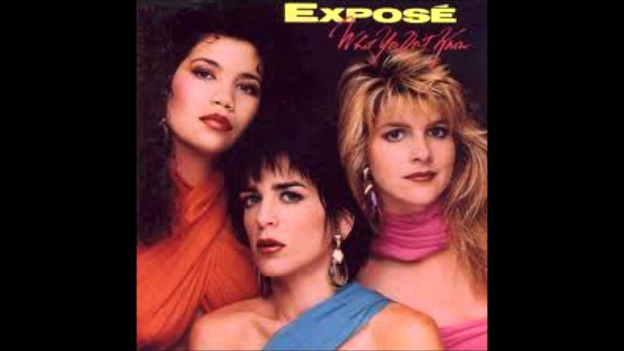 Download Exposé- Your Baby Never Looked Good In Blue