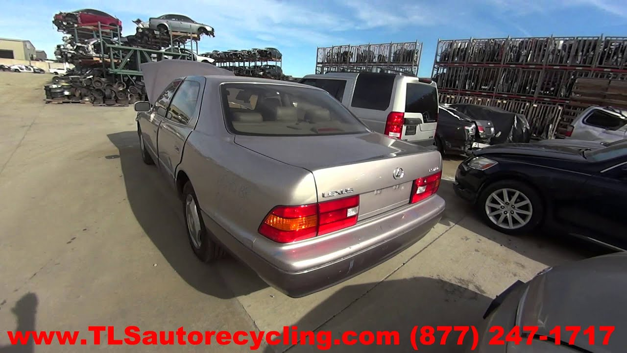1998 Lexus LS400 Parts For Sale 1 Year Warranty