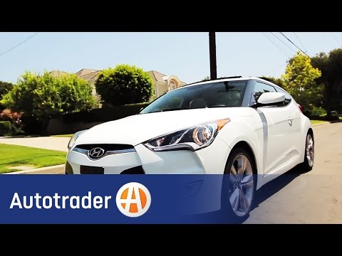 2012 Hyundai Veloster Hatchback 5 Reasons to Buy AutoTrader.com