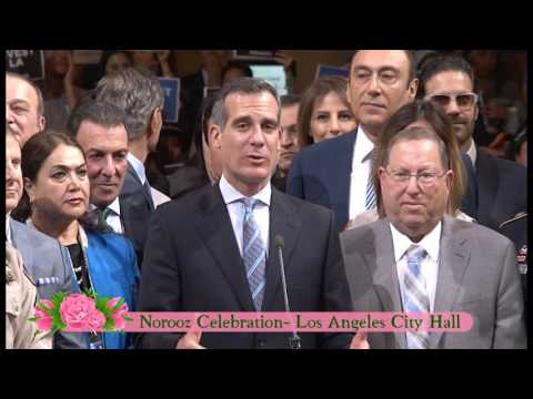 Norooz 2017 Los Angeles City Hall