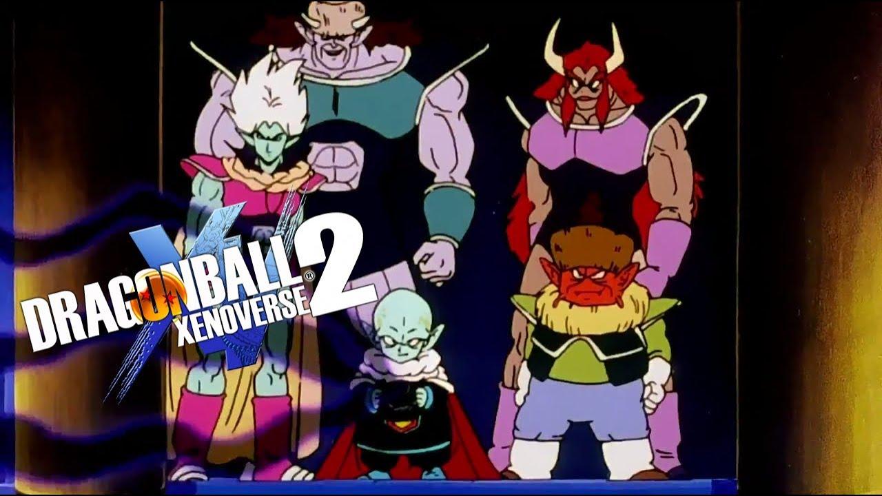 Dragon Ball Xenoverse 2 Garlic Jr Gasshu Salt Vs Kami And Mr Popo Mod Youtube Garlic and garlic, saint johns, michigan. youtube