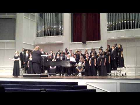 North Crowley HS- Grace Before Sleep/I Don't feel No Ways Tired