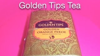 This Golden Orange Pekoe Tea is from Golden Tips. Very good tea wit...