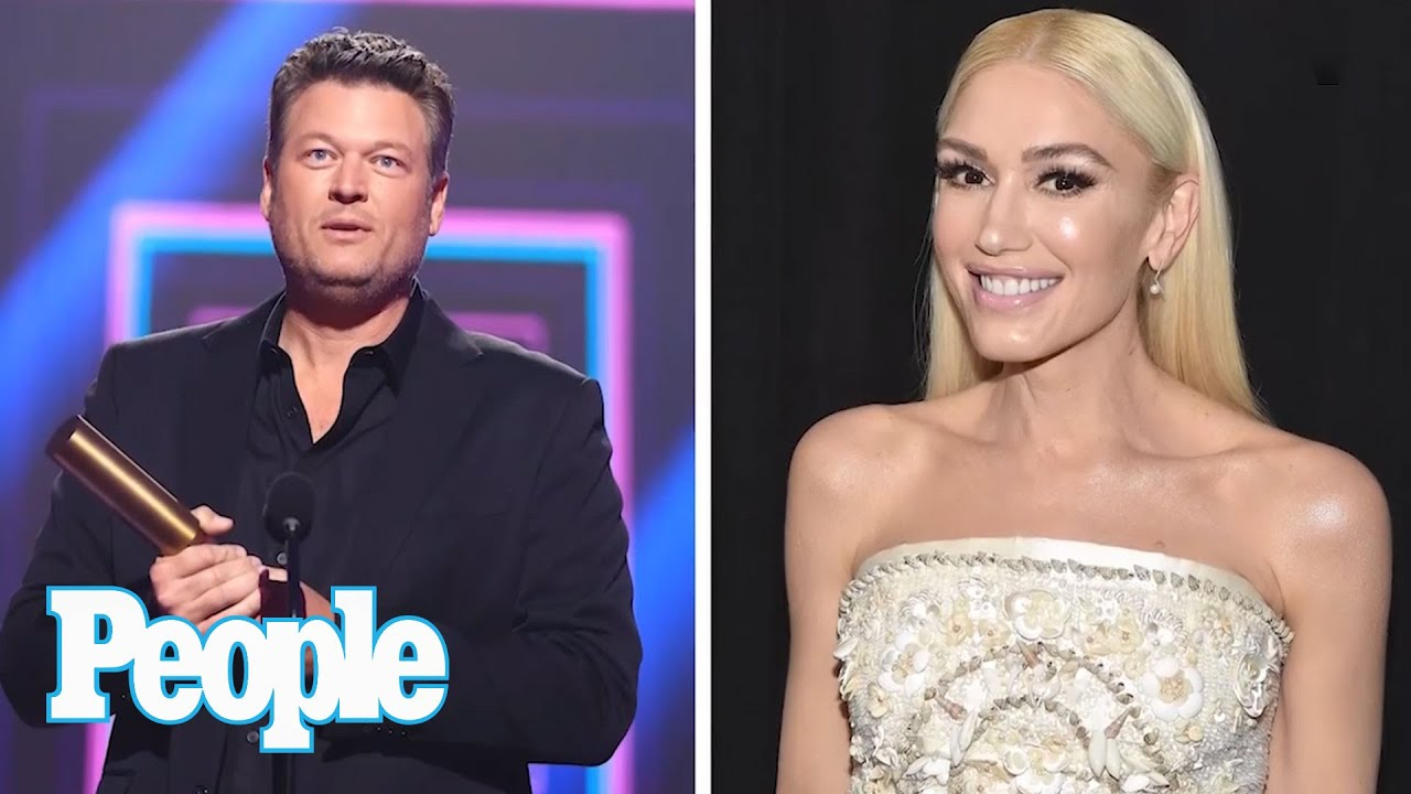 Gwen Stefani Gives First Look At Engagement Ring From Blake Shelton - See The Huge Diamond! | People