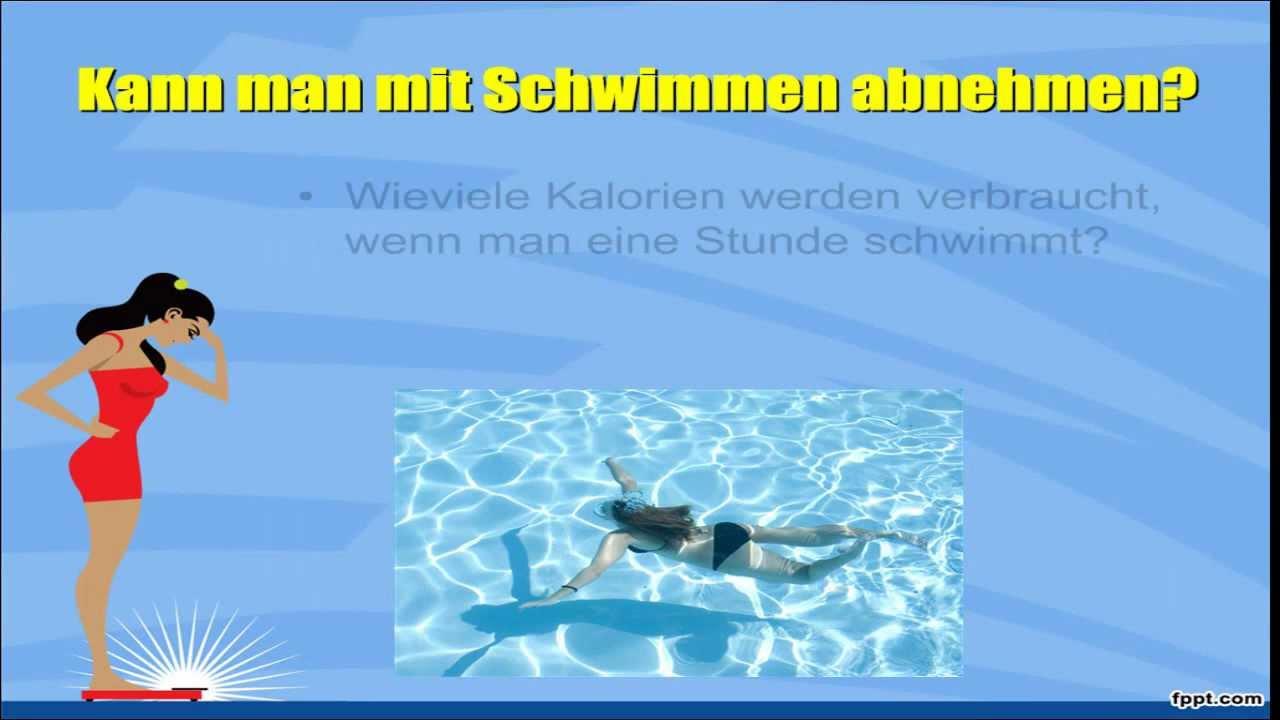 schwimmen abnehmen erfolge