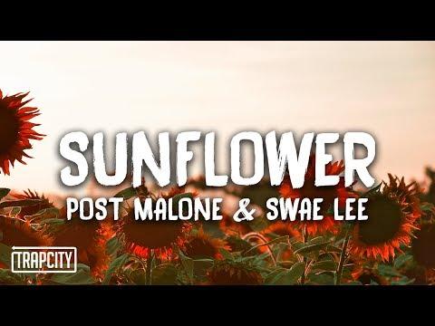 Post Malone & Swae Lee - Sunflower (Lyrics)