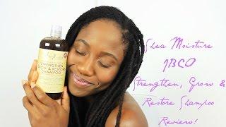 Shea Moisture JBCO Shampoo Review! | JASMINE ROSE