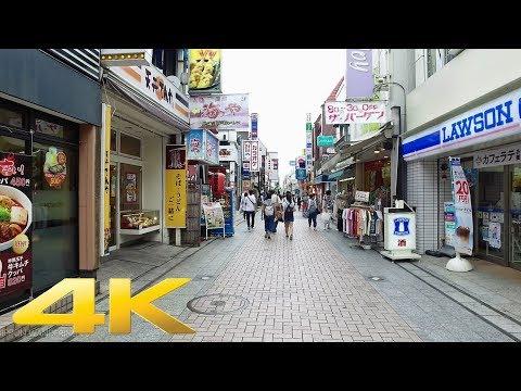 Walking around Kawagoe, Saitama pref. Part1 - Long Take【埼玉・川越】 4K