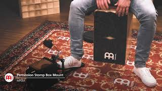 MEINL Percussion Stomp Box Mount - MPSM (Main)