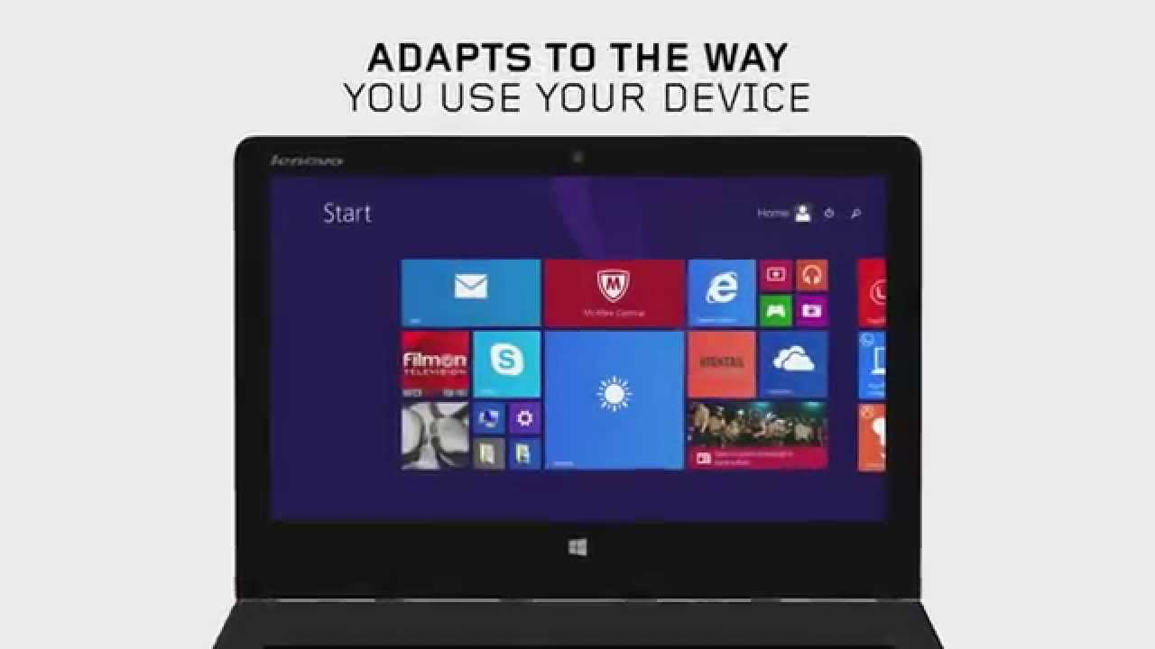 Drivers: Lenovo Yoga 3 Pro Harmony