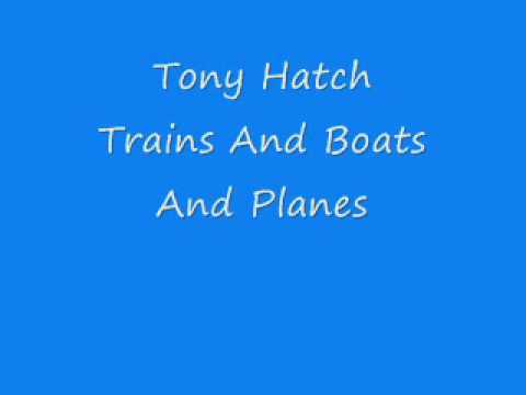 Tony Hatch - Trains And Boats And Planes