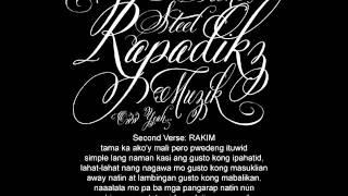 ALA-ALA NALANG By: RAPADIKZ Rakim & Karmen