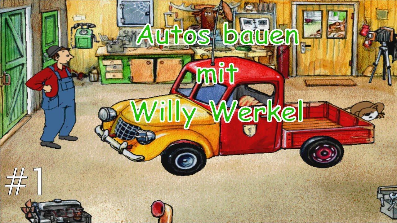 willy werkel autos bauen