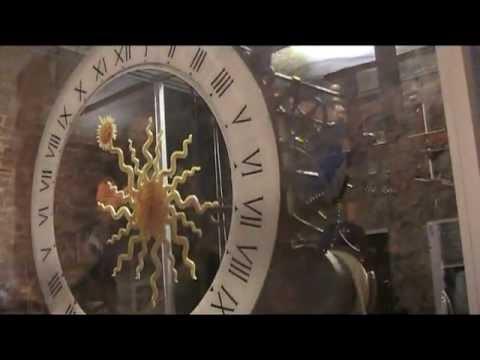 orologio e campanile di sant 39 andrea chioggia youtube