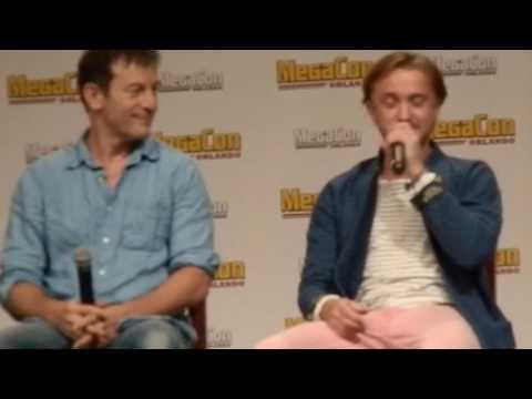Hogwarts Reunion Panel Mega-con 2016