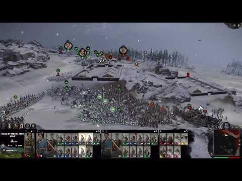 Total War Three Kingdoms | A World Betrayed | Yan Baihu Campagin #32 |