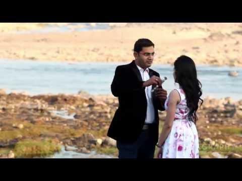 Udgeeth+ Meha Pre Wedding Film