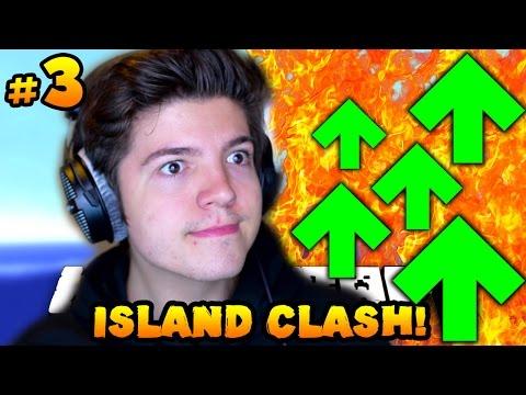 "Minecraft ISLAND CLASH #3 ""CRAZY UPGRADES!"" w/PrestonPlayz & MrWoofless"