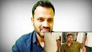 Sarkar - Official Teaser   Reaction   Thalapathy Vijay   Sun Pictures   A.R. Murgadoss