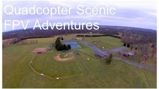 Quadcopter Scenic FPV Adventures