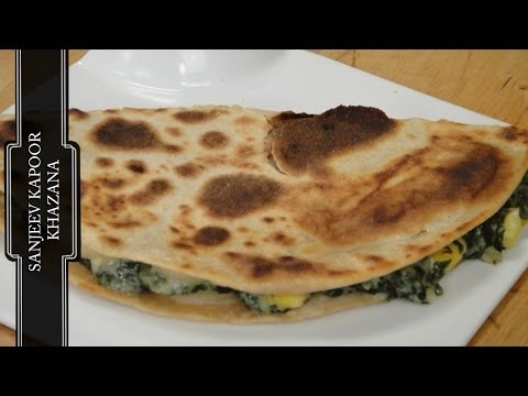 Spinach And Corn Quesadilla Special Recipe