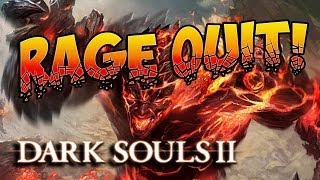 Dark Souls 2 PC: RAGE QUITTING SWORDSMAN! (#19)
