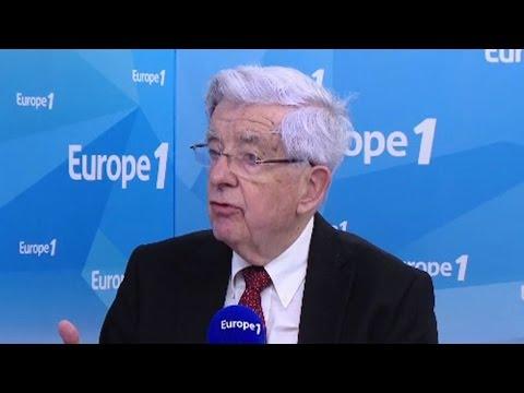 """Jean-Pierre Chevènement : """"Emmanuel Macron est un homme intelligent qui a su tracer son chemin"""""""