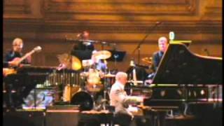 Roger Williams at Carnegie Hall in Concert