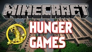 "Minecraft Hunger Games #245 ""BREEZY!"" with Vikkstar & BajanCanadian"
