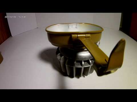 DIY Backpacking Stove  high quality lightweight easy build for free