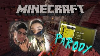 ♫ Explore My Mine - Minecraft Parody of Spoil My Night By Post Malone & Swae Lee ♬