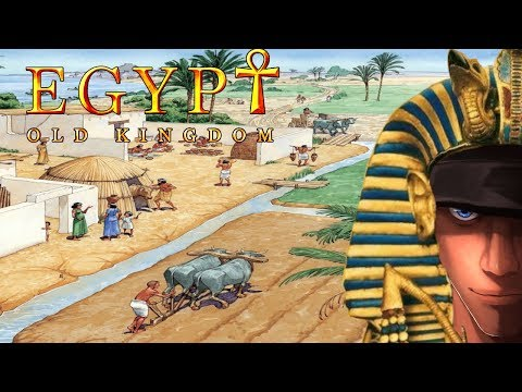 Egypt: Old Kingdom UNITE ALL THE TRIBES! Tame animals! | Let's Play Egypt: Old Kingdom Gameplay