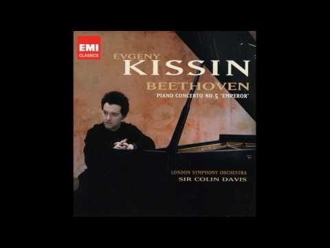 Beethoven - Piano Concerto No. 5 Op. 73 in E-flat major. Evgeny Kissin
