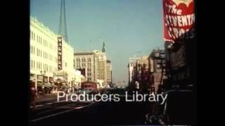 Los Angeles Late 1940