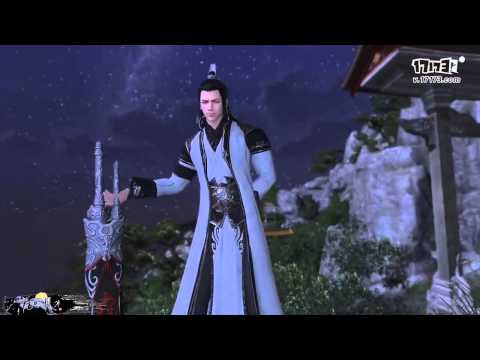 Moonlight Blade Online - Zhenwu Skill Preview: Twin Sword and Taichi