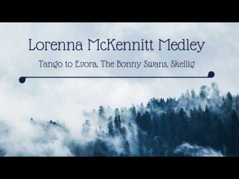 Loreena McKennitt medley SHEET MUSIC for strings !