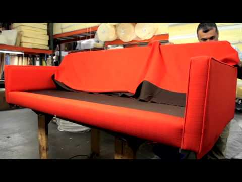 Mies Loveseat by Mid-Century Modern Home