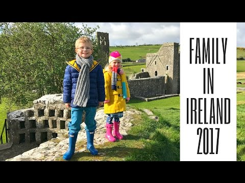 Family Holidays in Ireland 2017