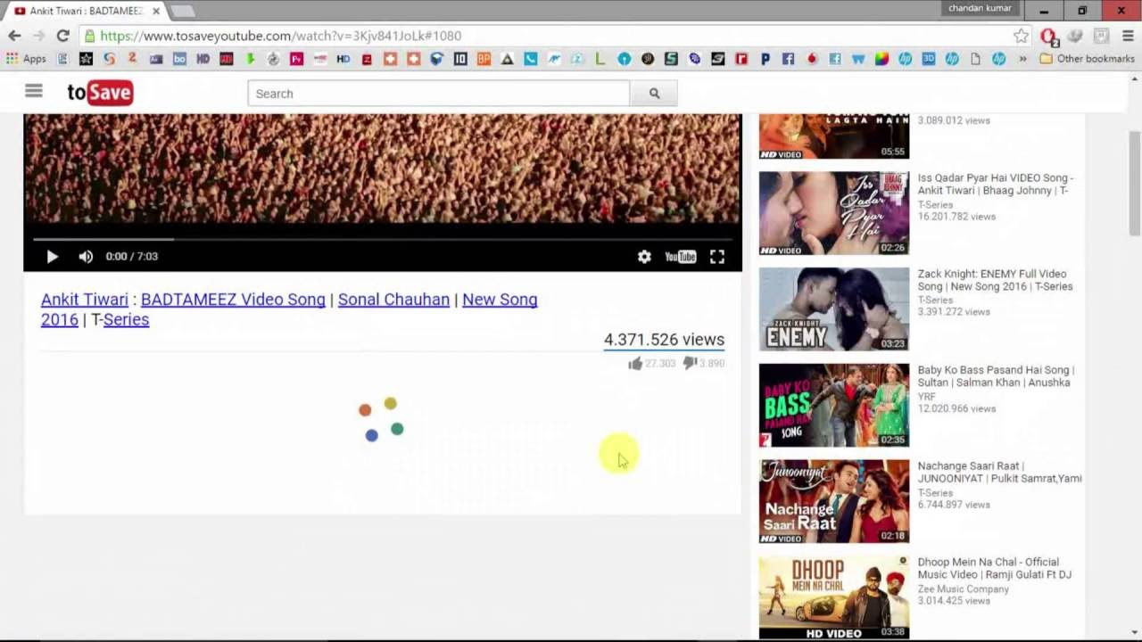 How To Download Youtube Video Easy Fast Free Hindi