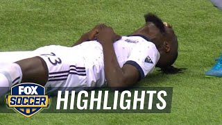 Vancouver Whitecaps FC vs. LA Galaxy | 2018 MLS Highlights