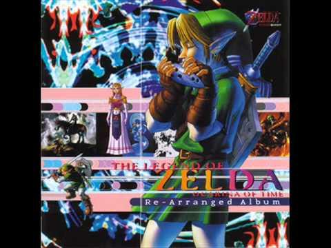 The Legend of Zelda Ocarina of Time Re-Arranged Album Track 3: Lost Woods