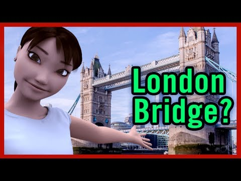 London Bridge or Tower Bridge?
